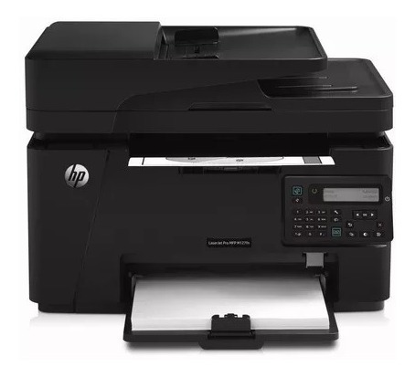 Impressora Multifuncional Hp Laserjet Pro Mfp M127fn M127 Fn