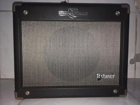 Amplificador Cubo Para Contrabaixo Staner Bx 100 - 1x10, 90w