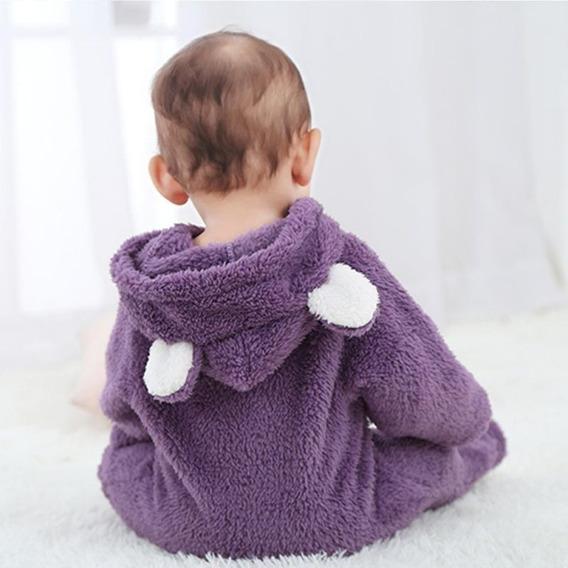 Macacão Infantil Fantasia Parmalat Bebê