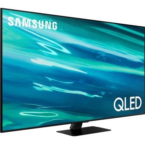 Imagen 1 de 1 de Samsung Q80a 65  Class Hdr 4k Uhd Smart Qled Tv
