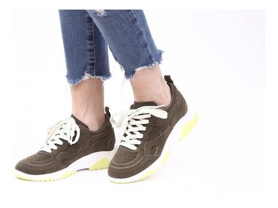 Zapatilla Mujer Zapatos Urbanas Comodas Livianas Moda 53