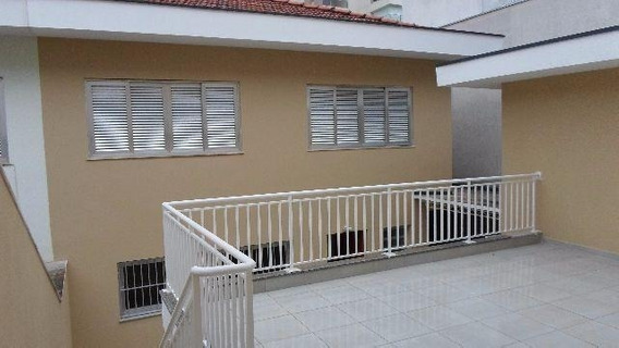 Sobrado Residencial Para Locação, Jardim Anália Franco, São Paulo. - So0122