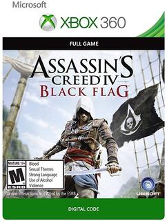 Assassins Creed Iv Xbox 360 | Xbox 360 Digital