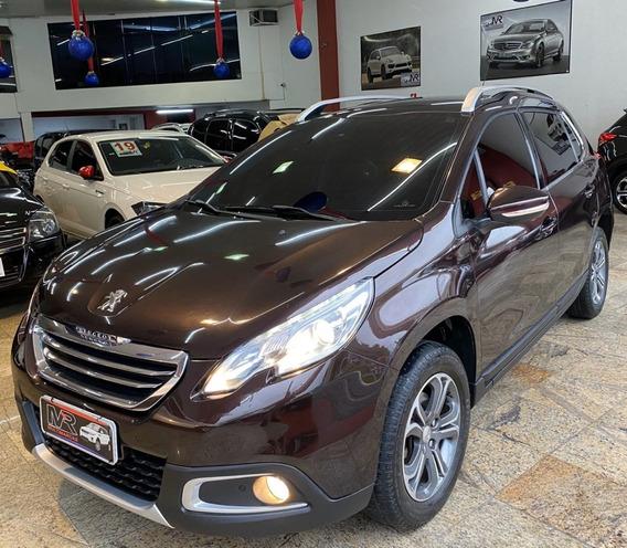 Peugeot 2008 1.6 Thp 16v Griffe Flex Aut Com 16.000 Km