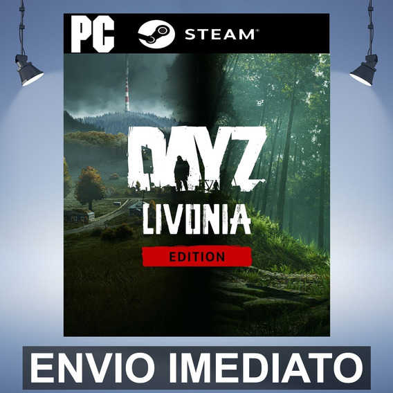 Dayz Livonia Edition Pc Steam Gift Presente 25 Dígitos