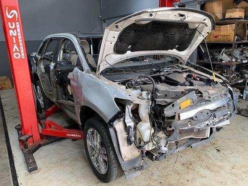 Imagem 1 de 14 de Ford Edge 2013 4x2 Sucata Para Retirar Peças Usadas