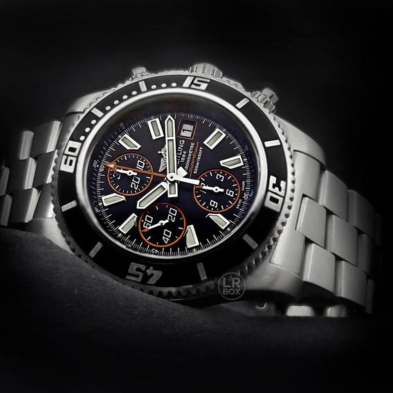 Breitling Superocean Chronograph Ii 2013 Ótimo Estado