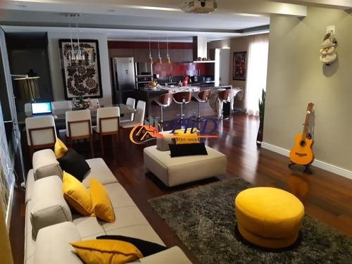 Imagem 1 de 11 de Atmosphera Natural Living - Apartamento A Venda No Bairro Jardim Ermida I - Jundiaí, Sp - Ph32642