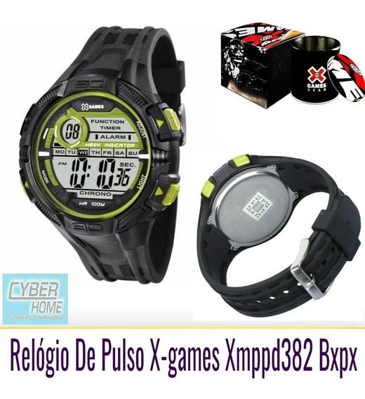 Relógio De Pulso X-games Xmppd382 Bxpx