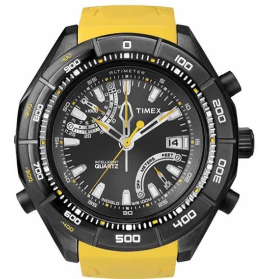Relógio Profissional Timex Inteligent T2n730 Novo