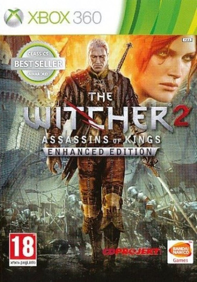 The Witcher 2 Midia Digital Xbox 360