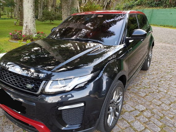 Land Rover Evoque 2.0 Si4 Hse Dynamic 5p 2016