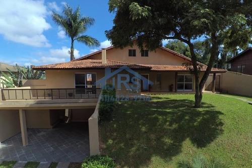 Imagem 1 de 30 de Casa Com 5 Dormitórios À Venda, 540 M² Por R$ 1.550.000,00 - Granja Caiapiá - Cotia/sp - Ca0657