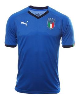 Jersey Playera Puma De La Selección De Italia Mod752281