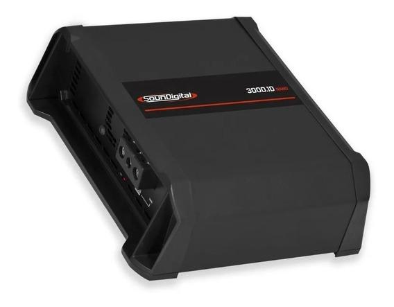 Amplificador Modulo Soundigital Sd3000 Sd 3000 W 2 Ohms