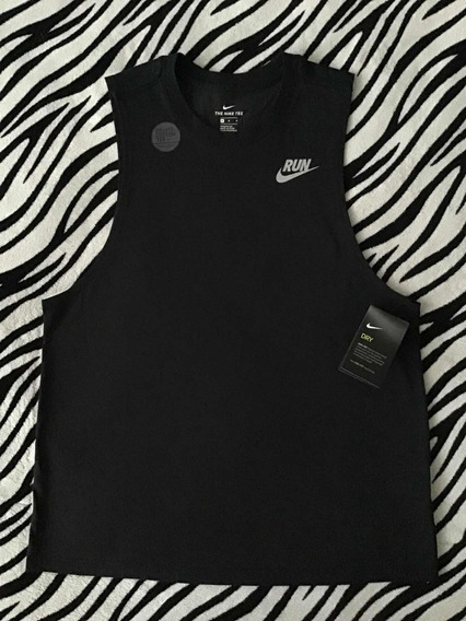 Playera Nike Run Dri Fit (tallas) Algodon Dama 100%original