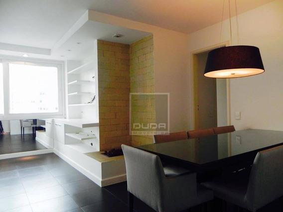 Apartamento Com 2 Dormitórios Para Alugar, 118 M² Por R$ 6.000,00/mês - Itaim Bibi - São Paulo/sp - Ap4892