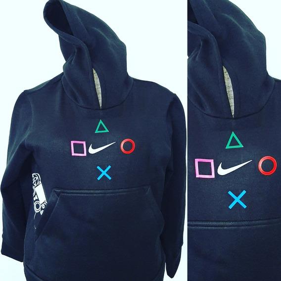 Sweater Con Capucha De Play Stations De Nike