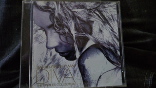 Sarah Brightman Diva The Singles Collection Promo