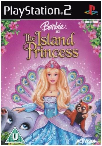 Barbie As The Island Princess Ps2 Brinde 1 Jogo