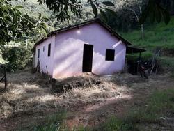 Chácara Perto Cachoeira Do Gamarra Em Baependi Com 19.000 M2 , Casa Simples, Uma Bela Mata. - 3701