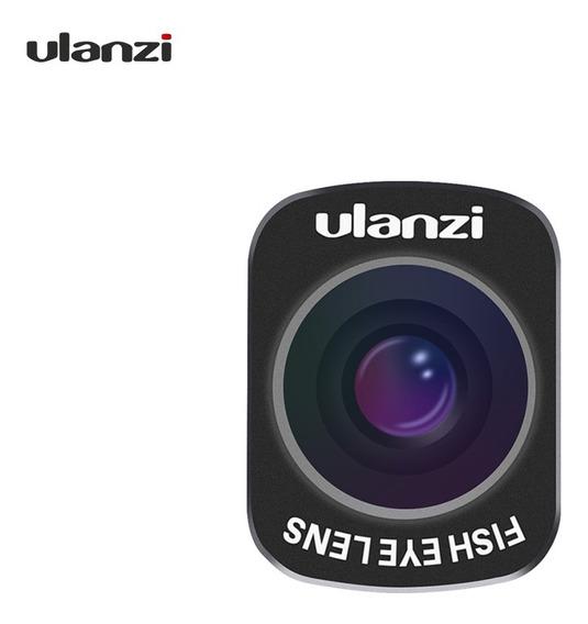 3*ulanzi Op-8 Mini Olho De Peixe Lente Design Magnético Para