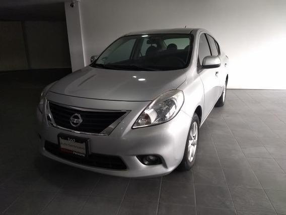 Nissan Versa 4p Advance L4/1.6 Man