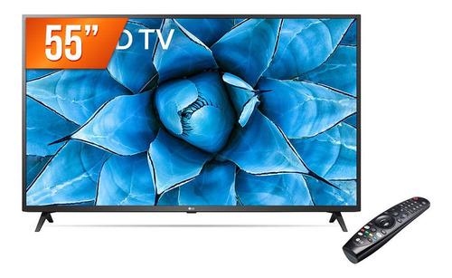 Imagem 1 de 4 de Smart Tv Led 55  4k Uhd LG 55un731c 3 Hdmi 2 Usb Wi-fi