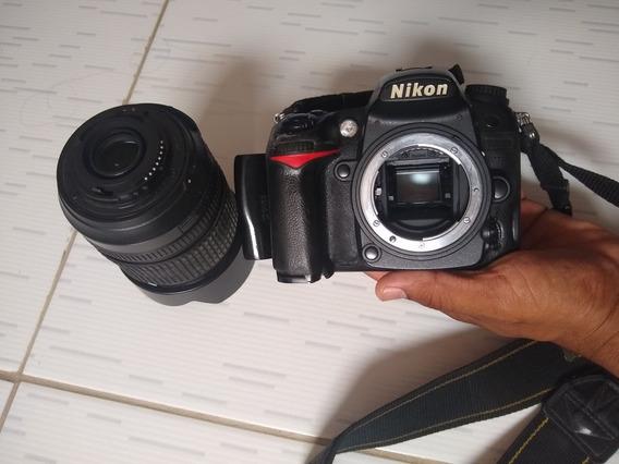 Nikon D7000 (câmera Profissional)