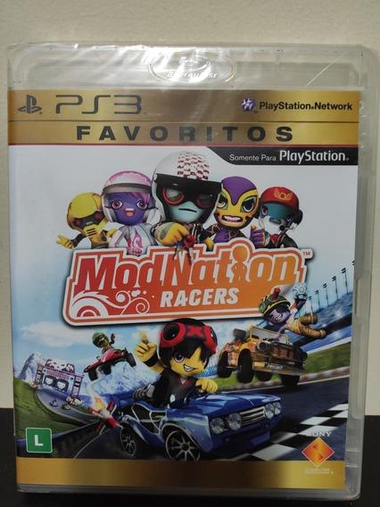 Playstation 3 Jogo Modnation Racers