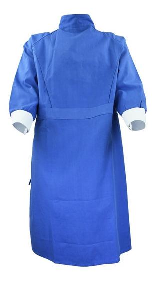 Bata Para Cirujano Azul Calidad Alta