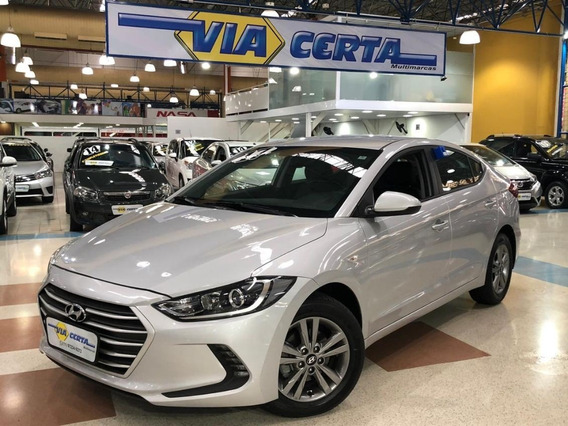 Hyundai Elantra 2.0 Flex ** C/ Kit Multimídia **