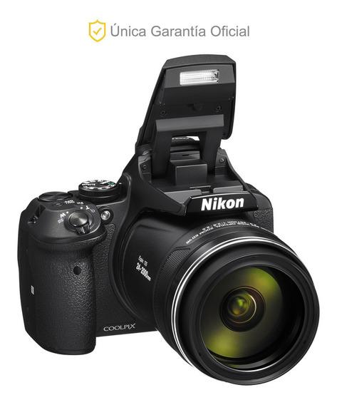 Nikon Oficial Cámara Coolpix P900 Súper Zoom 83x