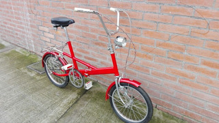 Bicicleta Multiuso - Restaurada