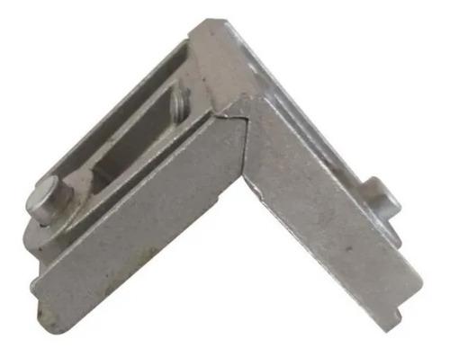 Imagen 1 de 8 de Escuadra E69 De Aluminio Aberturas De Aluminio Modena X 50