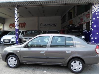 Clio Sedan Completo 12x Cartão Ou Sem Entrada /consulte-nos