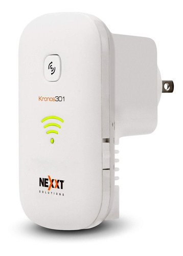 Extensor Repetidor Wifi Nexxt Kronos 300mbps Gtia 5 Años