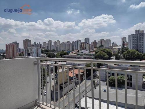 Imagem 1 de 18 de Apartamento Com 3 Dormitórios Para Alugar, 65 M² Por R$ 3.000,00/mês - Vila Santa Catarina - São Paulo/sp - Ap12820