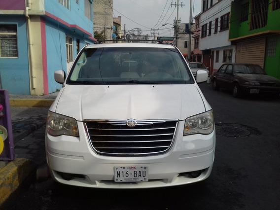 Chrysler Motor 3.8 Blanca 5 Puertas