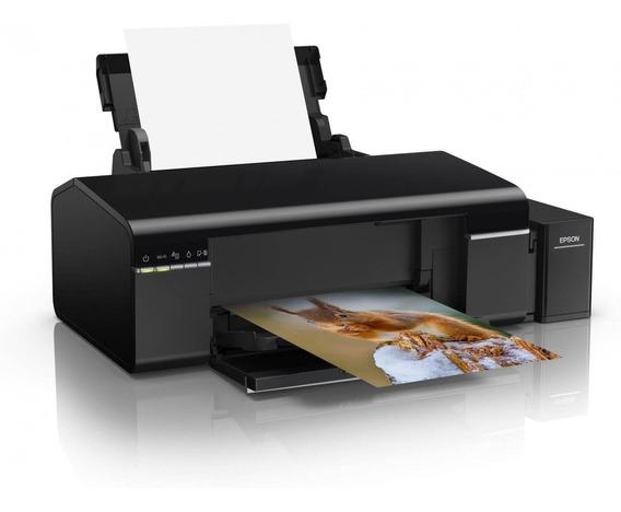 Impressora Multifuncional Epson, Ecotank, Wi-fi Colorida Usb