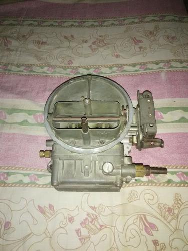 Carburador Holley 2 Bocas Para Ford 302 351
