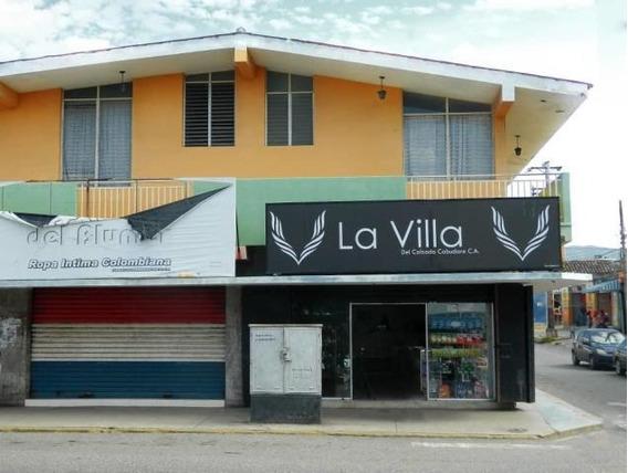 Edificio Comercial En Venta Centro Cabudare Mr