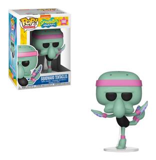 Figura Funko Pop Bob Esponja - Calamardo 560
