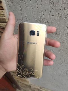 Samsung Galaxy S7 Edge ( Modulo Roto )