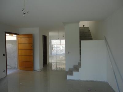 Casa (sobrado) Nova Recém Construída