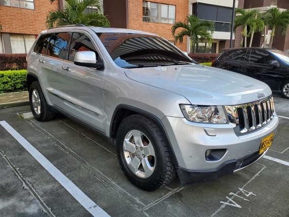 Jeep Grand Cherokee 2012 Cc 5.7 Gasolina Automática Original