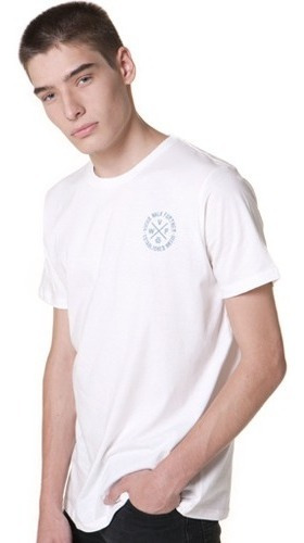 Remera Vicus Cicle Off White
