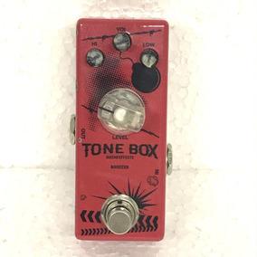 Pedal Overtone Tone Box Overdrive / Booster - Usado!!