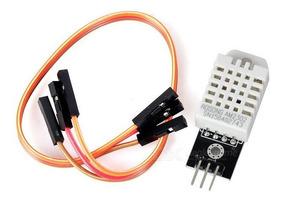 Sensor De Umidade E Temperatura Dht22 - Arduino - Pic