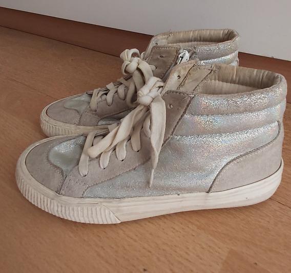 Zapatillas Marca Zara Kids Nro 36 Muy Buen Estado!